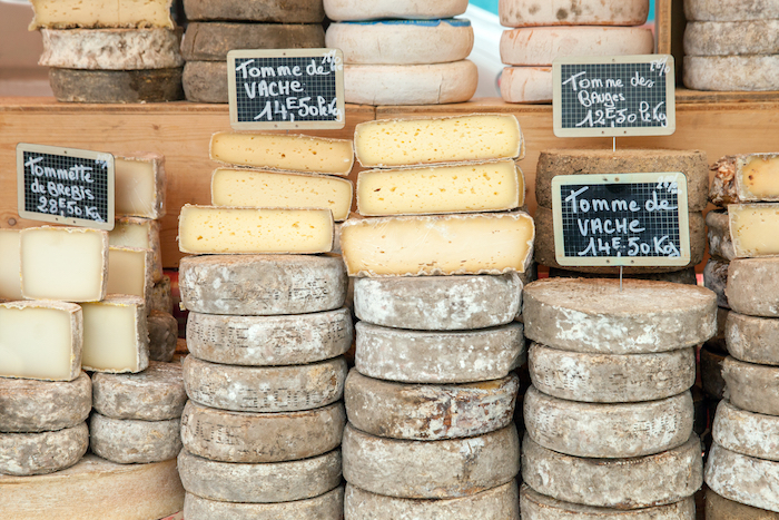 Fromager, commerce, alimentation